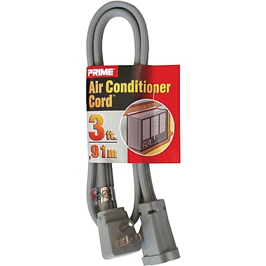 Air Conditioner & Major Appliances Extension Cord, XC156, 3-CONDUCTOR SPT-3 - HEAVY DUTY, 36/Pack