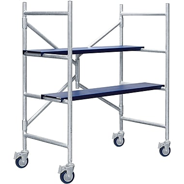 Mobile Work Scaffolding - Mini™ Aluminum Scaffoldings