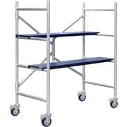 Mobile Work Scaffolding - Mini™ Aluminum Scaffoldings