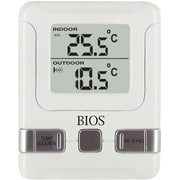 Indoor/Outdoor Wireless Thermometers, 3/Pack