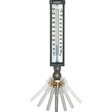Variable Angle Industrial Thermometers