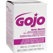 Recharge de 800 ml de gel douche pour le corps et les cheveux Spa Bath, paq./6