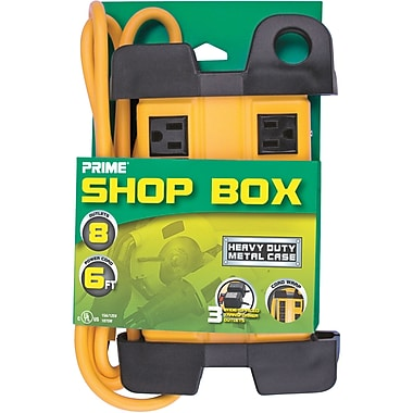 Workshop Power Box, 3/Pack