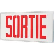 Stella Exit Signs - Sortie