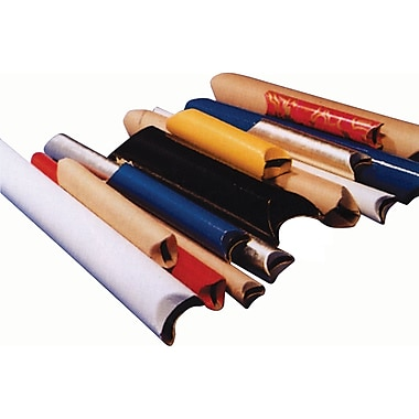 Postal Tubes - Snap-Seal Mailing Tubes, PC087, Dimensions Dia.