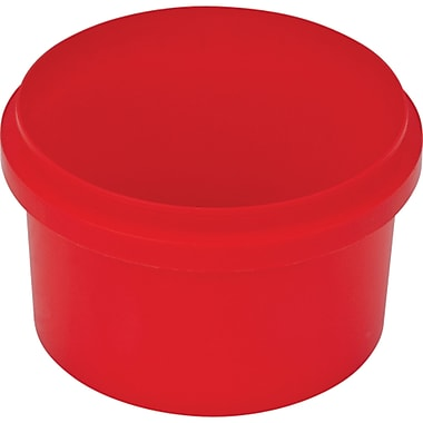 8 Oz Container, Red Nolid, 1000/Pack