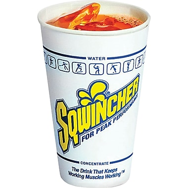 Sqwincher® Cups, Size (oz.) - 12, 300/Pack