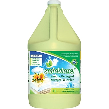 Safeblend™ Liquid Laundry Detergents