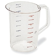 Measuring Cups, NC482, 4 quarts, 3/Pack