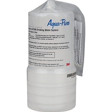 Under-Sink Water Filters, 2/Pack