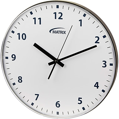 Wall Clock, 4/Pack