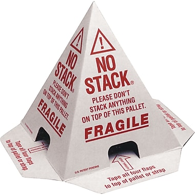 Pallet No Stack® Cones, 100/Pack