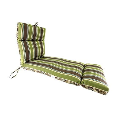 Jordan Manufacturing Outdoor Chaise Lounge Cushion