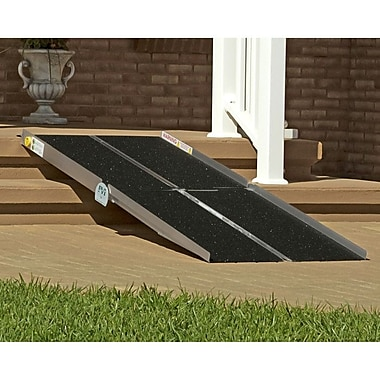 Prairie View Industries Multifold Ramp; 7' L