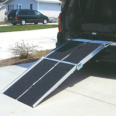 Prairie View Industries Utility Ramp; 7' L