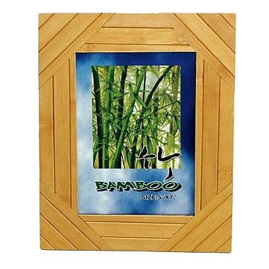 Bamboo54 Picture Frame; Large