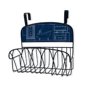Stupell Industries Bathroom Over the Door Organizer