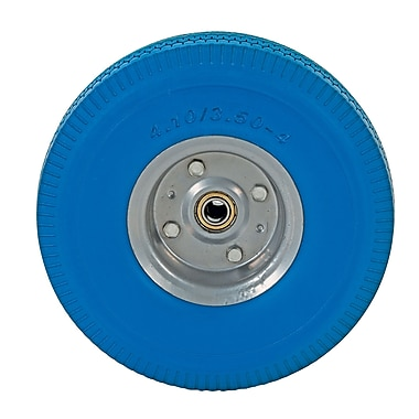 Vestil Industrial Wheel; Blue