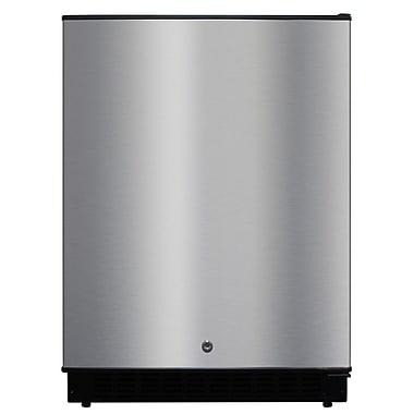 Vinotemp 23.4-inch 5.12 cu. ft. Convertible Compact Refrigerator