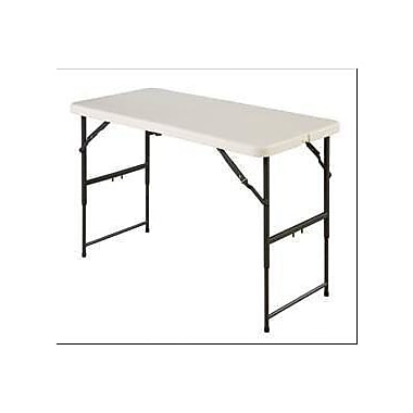 Meco Sudden Solutions 48'' Rectangular Folding Table