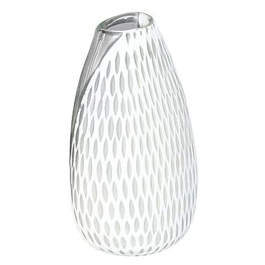 BradburnHome Fiocco Oval Vase