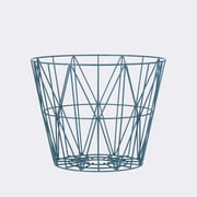 Scantrends Ferm Living Wire Basket; Medium