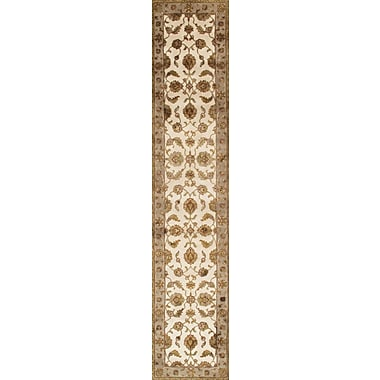 Pasargad Agra Hand-Knotted Area Rug; 2'6'' x 11'11''