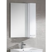 Fine Fixtures Atwood 23.63'' x 31.38'' Surface Mount Medicine Cabinet; White