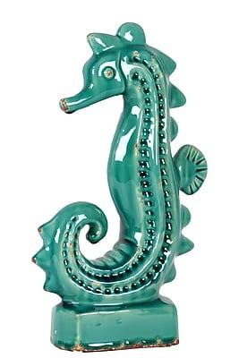 Urban Trends Ceramic Seahorse Figurine, 9