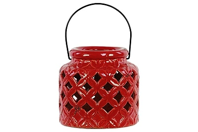 Urban Trends Ceramic Lantern, 7