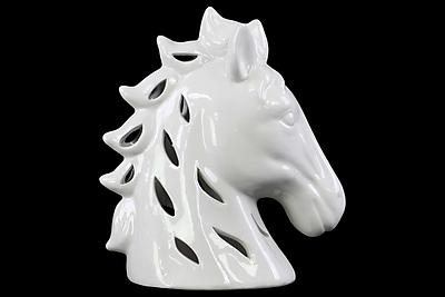 Urban Trends Ceramic Head, 8.25