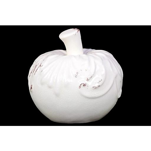 "Urban Trends Ceramic Figurine, 4.75"" x 4.75"" x 5"", White (22112)"