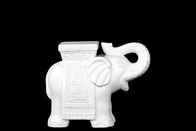 Urban Trends Ceramic Figurine, 12.5