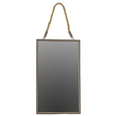 Urban Trends Metal Mirror, 12