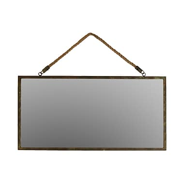 Urban Trends Metal Mirror, 24