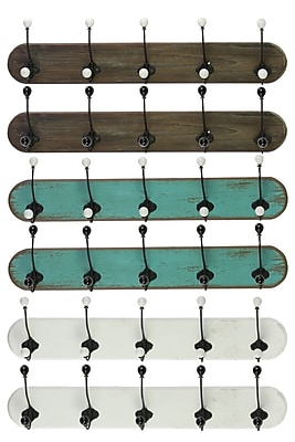 Urban Trends Wood Hanger, 31.5