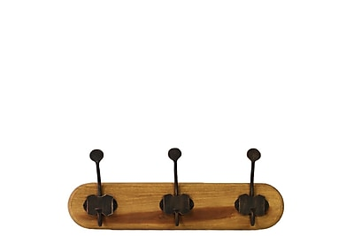 Urban Trends Wood Hanger, 19.75