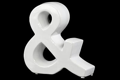 Urban Trends Ceramic Sculpture Decor, 7.25