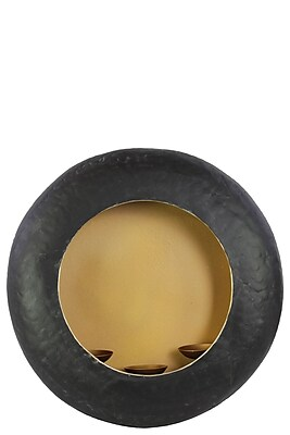 Urban Trends Metal Candle Holder, 13.75