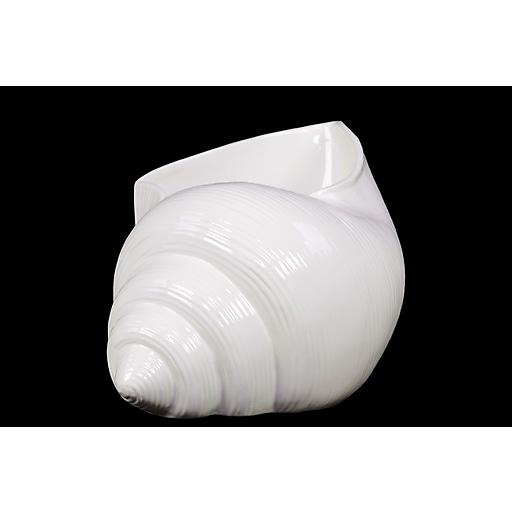 """Urban Trends Ceramic Figurine, 10.5""""L x 9""""W x 8""""H, White (73108)"""