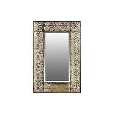 Urban Trends Metal Mirror, 20.5