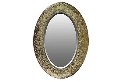 Urban Trends Metal Mirror, 26.5