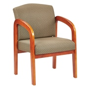 Office Star WD380-220 Guest Chair, Nugget