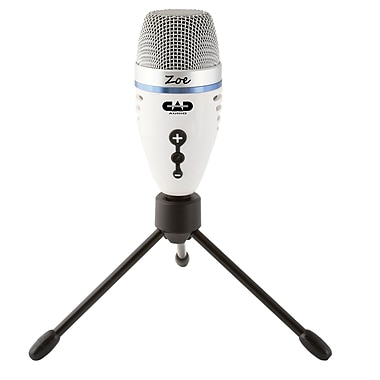 CAD Audio ZOE, USB Recording Microphone