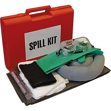 First Responders Spill Kits - Universal, SEJ289, Universal