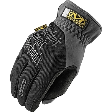 Fastfit Gloves, SAR857, Trekdry, Synthetic Leather, 4/Pack