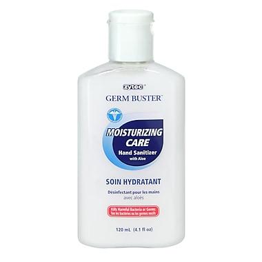 Zytec – Désinfectant pour les mains à l'aloès hydratant antibactérien 01231 avec couvercle, p./24