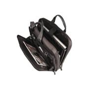"Mobile Edge Select Black Nylon 16"" Laptop Briefcase (MEBCNS1)"