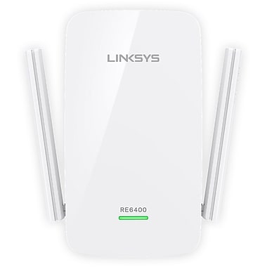 Linksys – Amplificateur de portée sans fil Boost AC1200 RE6400