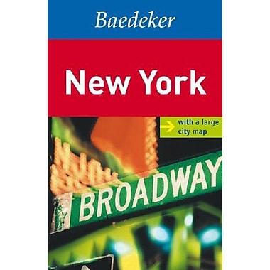 New York Baedeker Guide (Baedeker Guides) (9783829764780)